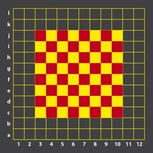 Chess-Board-with-Coordinates-Grid