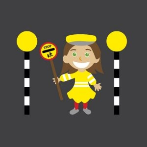 Lollipop-Lady