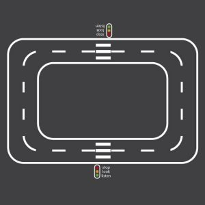 Roadway-Rectangular