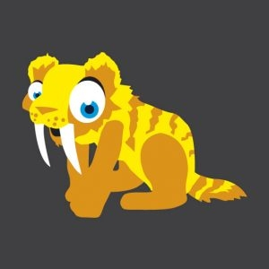 Sabre-Tooth-Tiger