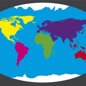 World-Map-Oval